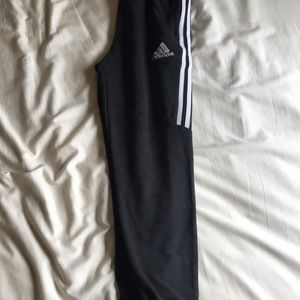 Adidas Three Strip Joggers